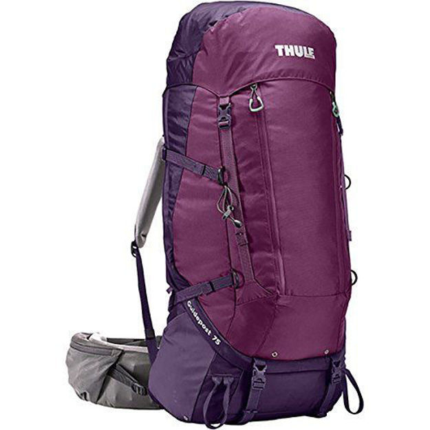 Slika THULE GUIDEPOST 65L WOMEN'S BACKPACKING PACK - CROWN JEWEL/POTION