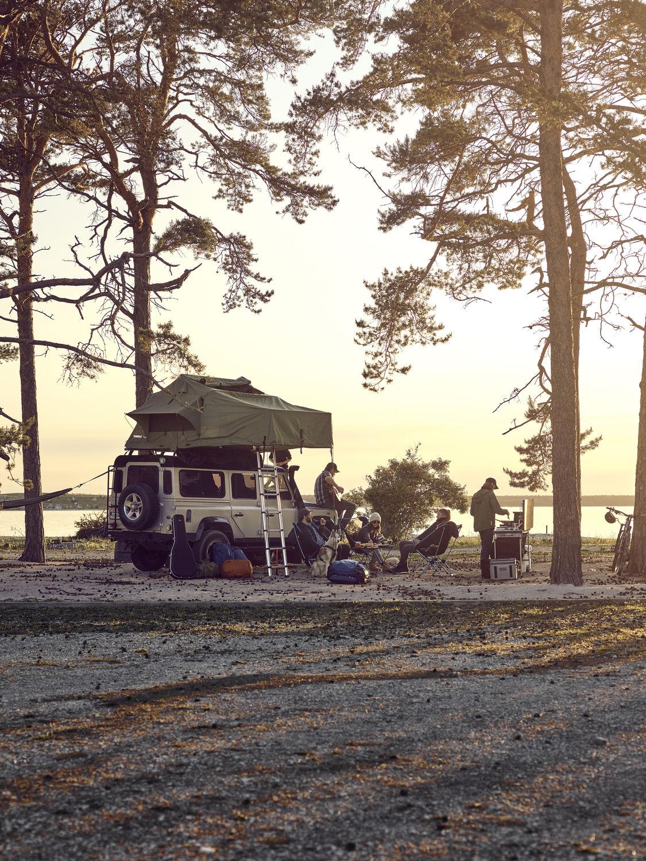 Slika za kategorijo Strešni šotori