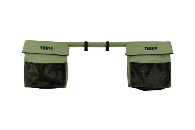 Slika THULE TEPUI BOOT BAG DOUBLE OLIVE GREEN