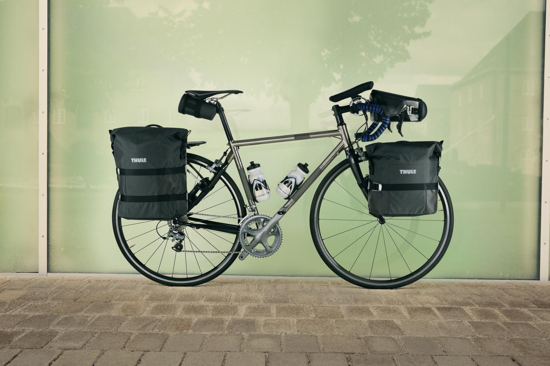 Slika za kategorijo Kolesarske torbe in prtljažniki